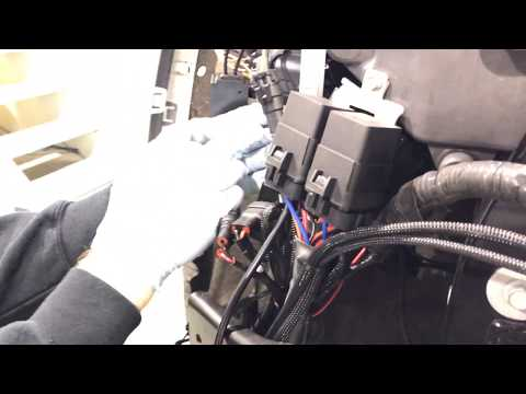 Trouble Shooting Capacitor - Jeep Grand Cherokee
