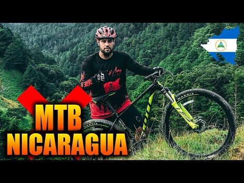 🇳🇮 Nicaragua 🇳🇮 - Me Hice CICLISTA / MTB NICARAGUA