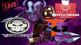 Execration vs Trust - Tiebreaker - Mr. Cat Invitational S2