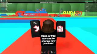 roblox wipeout gameplay