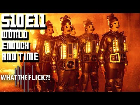 """Doctor Who Season 10, Episode 11 """"World Enough And Time"""" Review"""