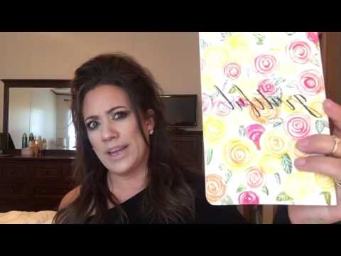 How I use my gratitude journal and map out my life #10