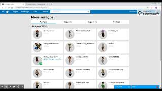 Sending save to my friends of the Roblox so some kkkk neh
