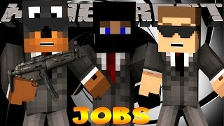 Minecraft - Donut the Dog Adventures - SECRET AGENT FOR THE DAY w/ LITTLE DONNY