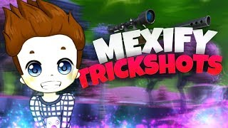Mexify Trickshots BEST OF! | Fortnitekeller