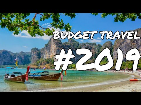 ✅ Top 5 Affordable Budget Travel 2019 | Cheap Vacations