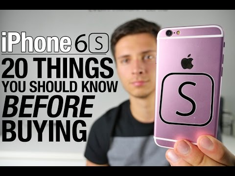 iPhone 6S  20 Things You Should Know Before Buying