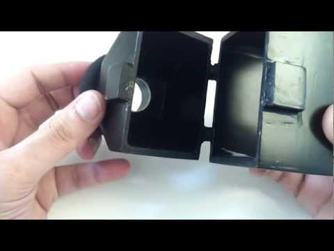 DIY DSLR viewfinder