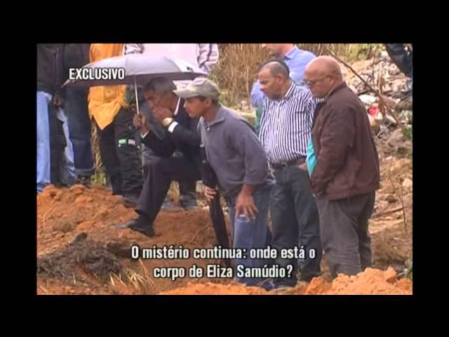 Escavações no lote onde estaria o corpo de Eliza Samúdio serão retornadas 1/2
