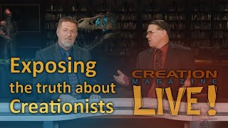 Exposing the truth ab๐ut creationists (Creation Magazine LIVE! 8-11)