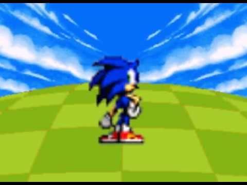 Super Sonic X Universe Intro 2