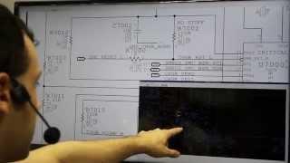 How Macbook Pro logic board power circuit works - 820-2915 logic board repair.