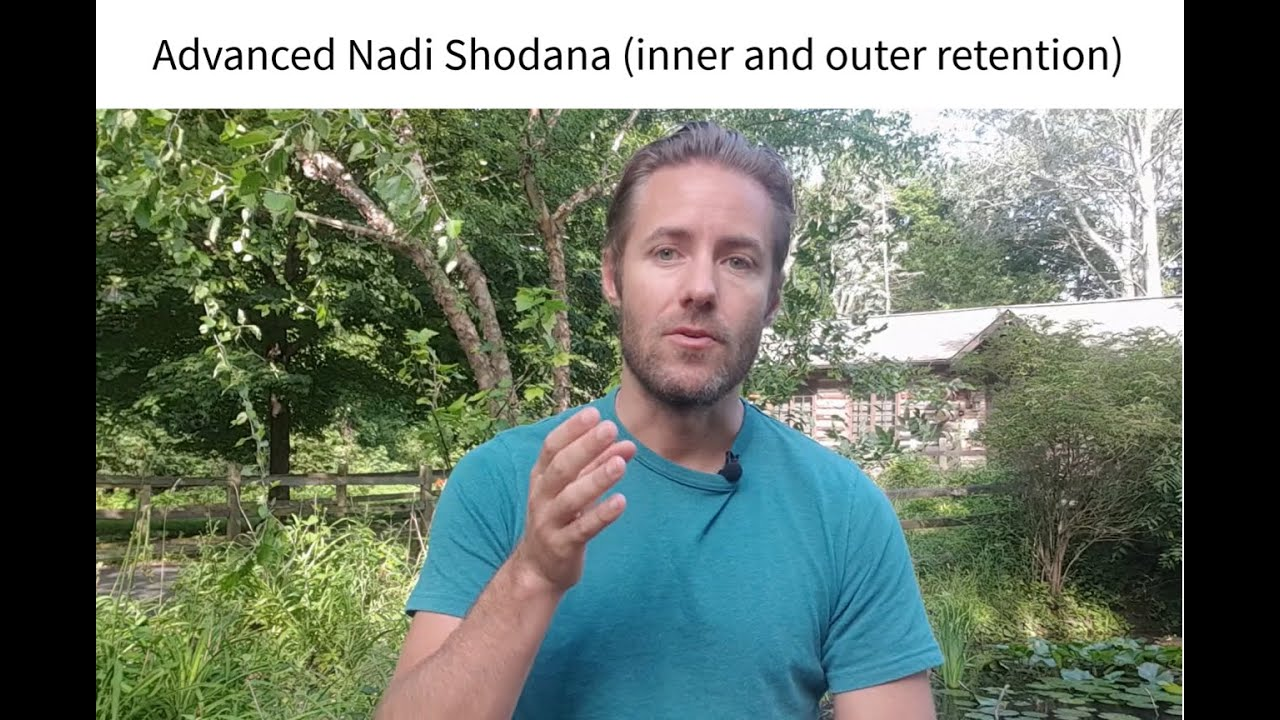 Day 15: Advanced Nadi Shodana - inner and outer retention for calm and focus.