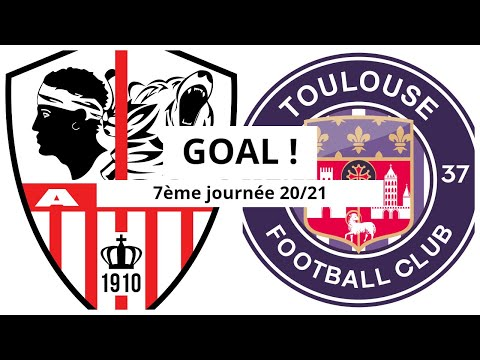 AC Ajaccio Toulouse Goals And Highlights