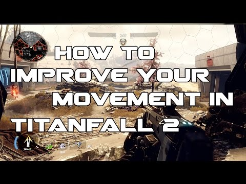 Titanfall 2 How to move like me. Slide hopping and Air strafing Console pleb guide.