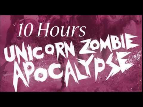 Unicorn Zombie Apocalypse 10 Hours!☆☆