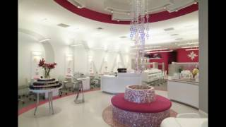 Modern Nail Salon Design