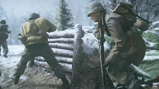 WW2 - Battle of the Bulge - Call of Duty WW2