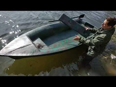 Лодка-своими руками