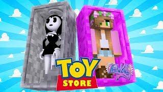 ALICE ANGEL GETS REVENGE! Minecraft Toystore