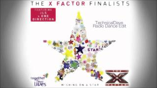 Wishing On A Star (TehcnicalDave Dance Edit) - X Factor Finalists UK 2011 Charity Single