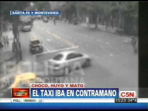 C5N - TRANSITO: ACCIDENTE FATAL EN SANTA FE Y MONTEVIDEO Videos De Viajes