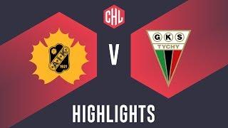 Highlights: Skellefteå AIK vs. GKS Tychy