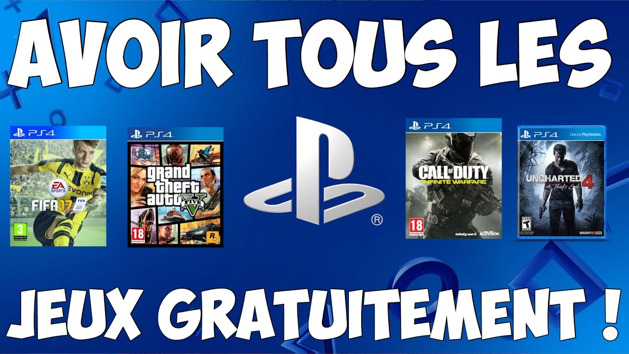 ps4 glitch avoir tous les jeux gratuitement youtube. Black Bedroom Furniture Sets. Home Design Ideas