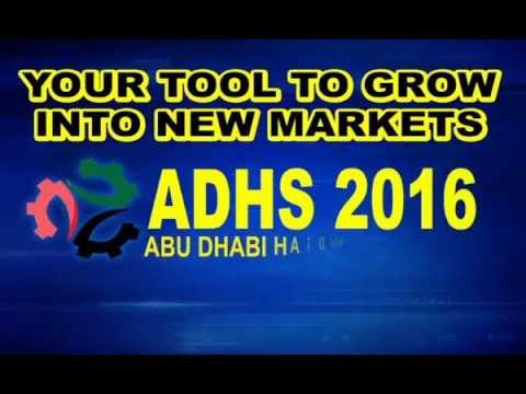 Abu Dhabi Hardware Show 2016