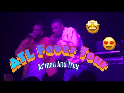 Ar'mon & Trey Fever Tour| Atl full concert