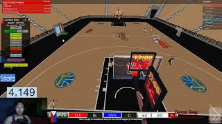 THE WORST ROBLOX BASKETBALL GAME!