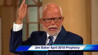 April 2018 Suddenly Jim Baker's  Dream from The Lord