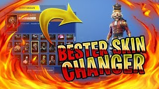 😍 *NEW* BEST SKIN CHANGER IN FORTNITE (FREE) 🍪 DOWNLOAD ⚡ ENGLISH