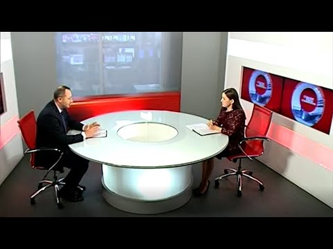 """Интервью Николая Соломона, Генерального директора ФЦК – ТРК """"Моя Удмуртия"""""""
