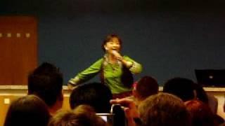 Fest Comix 2009 - Mitsuko Horie Sing Voltes V No Uta
