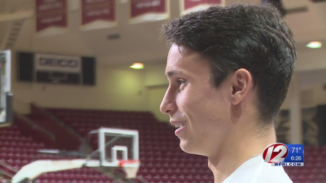 5f5b44b243b Chris Herren Jr. ready to begin basketball career at Boston College ...