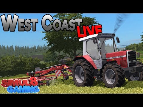 West Coast archive - Farming Simulator 17 -  Simul8