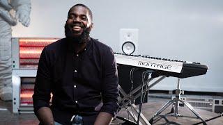 Michael Patrick x Yamaha MONTAGE7 White | Artist Profile | The Keyboardist