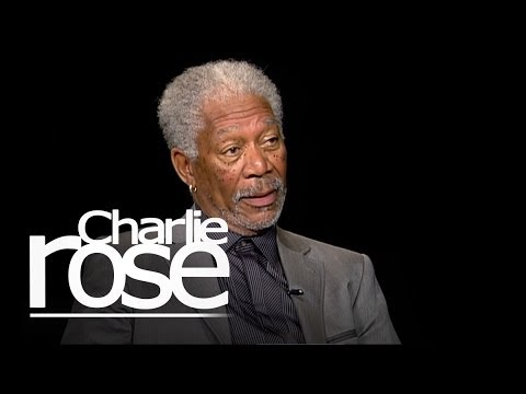 Morgan Freeman on Nelson Mandela | Charlie Rose