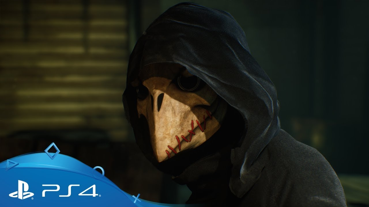 The Quiet Man | Silence Rings Loudest Trailer | PS4