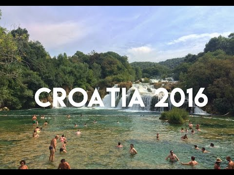 Croatia ft. Montenegro and Bosnia - Summer 2016