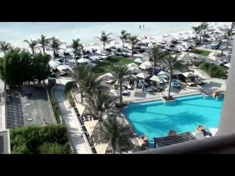 Ajman Saray, Starwood Luxury Collection, UAE - Review Of A One Bedroom Sea View Suite 424
