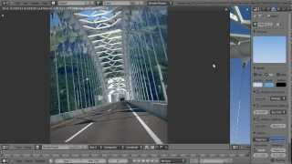 How To Create A Suspension Bridge In Blender