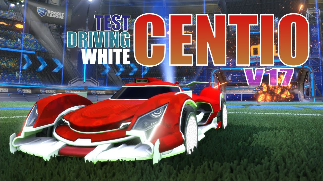 Titanium White Centio V17 First Look And Impressions