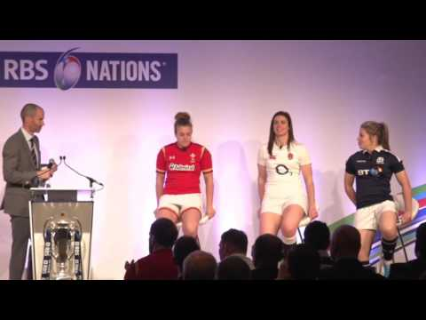 RBS 6 Nations 2017 Live Launch