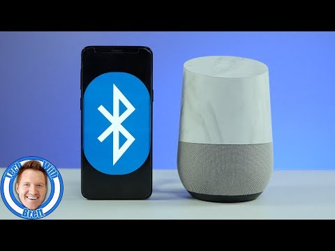 Use your Google Home as a Bluetooth Speaker Mp3