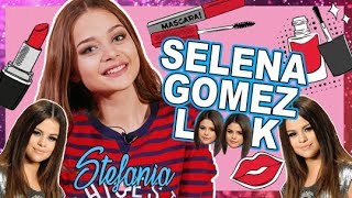 SELENA GOMEZ MAKE-UP TUTORIAL DOOR STEFANIA