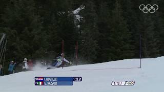 Alpine Skiing Men Slalom Gold | Vancouver 2010