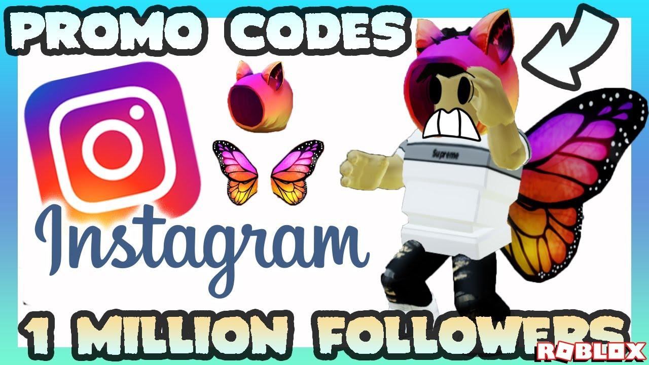 Roblox Has New Promo Items Free Instagram Promo Codes Fox Hood