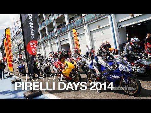 REPORTAGE | Pirelli Days ou découvrir le plaisir de la piste !